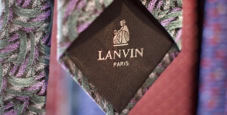 Lanvin ir Cerruti 1881 susiriša Vilniuje