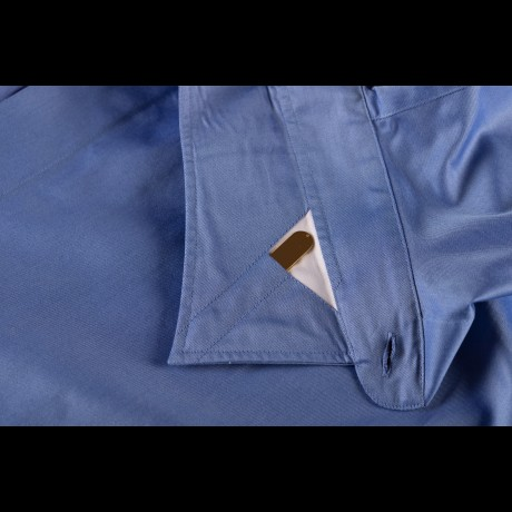 Marškinių apykaklės kauliukai aukso spalvos