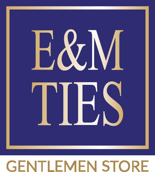 E&M Ties Gentlemen store